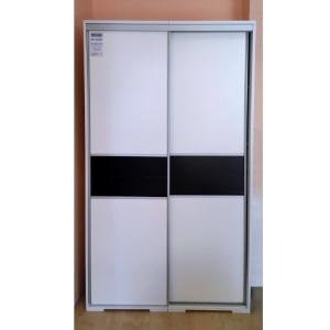 Gardróbszekrény (méret: 200x120x62cm, 106.010,-Ft)