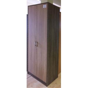Gardróbszekrény (méret: 200x80x55cm, 51.120,-Ft)