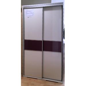 Gardróbszekrény (200x120x62cm, 126.600,-Ft)