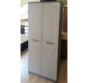 Kétajtós szekrény (46.260,-Ft)